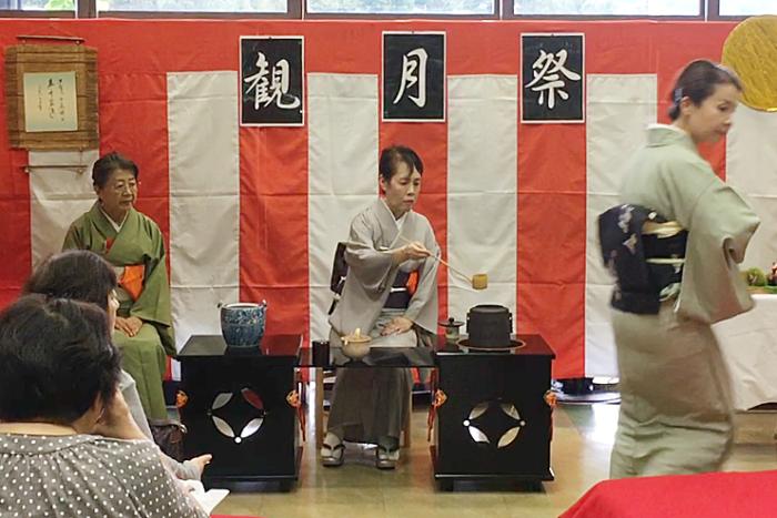 観月祭・奈良平群道の駅