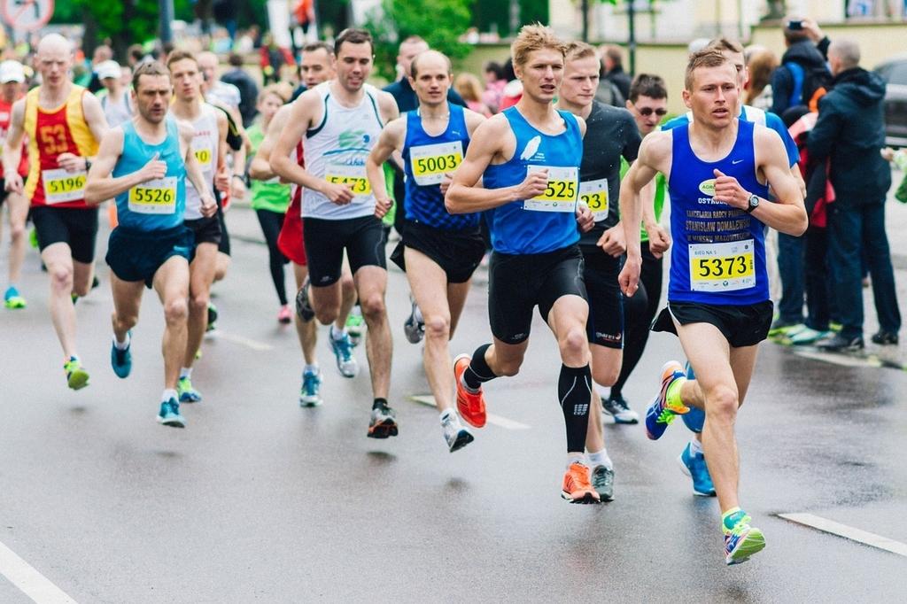 マラソンには脂肪エネルギーがいる