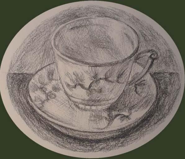 理想的な珈琲カップの形状