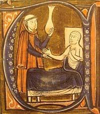 アル・ラーズィー医師と病床の修行僧