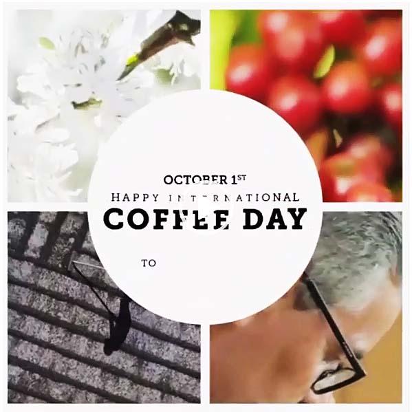 国際コーヒーの日イベント