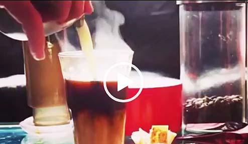 珈琲紅茶(鴛鴦茶)の作り方