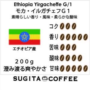 エチオピア・イルガチェフ