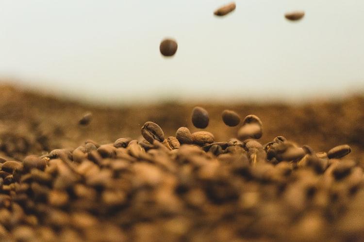 コーヒ豆の保存方法
